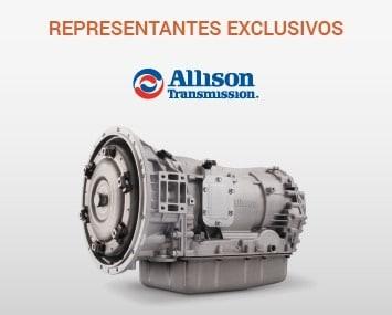 Driveline oficina de reparações de pesados: Representantes Exclusivos Allison em Portugal