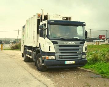 Tomadas de força para pesados camiões do lixo