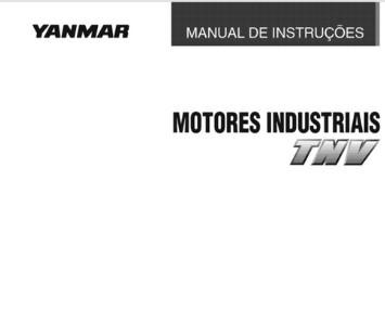 Yanmar-manuais-TNV